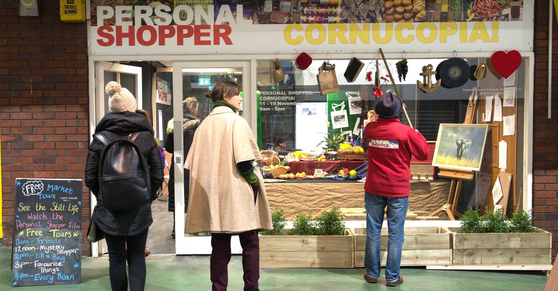 Personal Shopper: Cornucopia